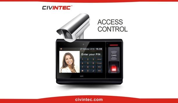 CIVINTEC demonstrates its Intelligent Access Control Solution at IFSEC 2013