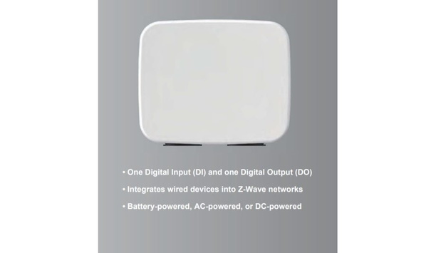 Climax Technology Announces The Launch Of DIO-52ZW Z-Wave DI/DO Module For Enhanced Automated Security