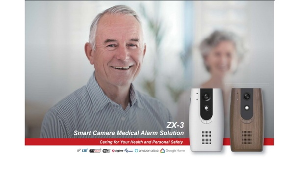 Climax launches ZX-3 Smart Camera Telecare Alarm to enhance home security system