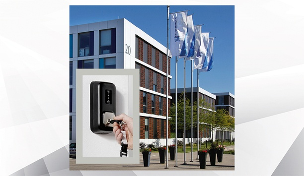 CLIQ mechatronic locking system secures multiple infrastructure sites for Stadtwerke Kiel AG in Germany