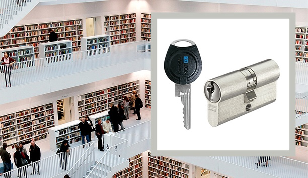 ASSA ABLOY supplies security technology for Stuttgart library