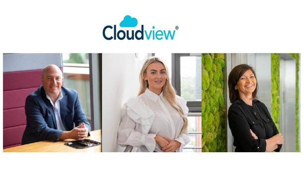 Cloudview announces three new sales appointments