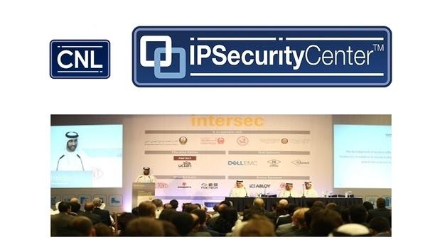 CNL Software to demonstrate IPSecurityCenter PSIM solution at Intersec Dubai 2018