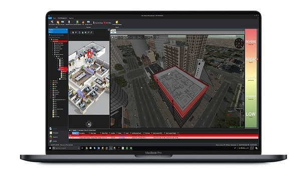 CNL Software's IPSecurityCenter offers full suite of features for security, life safety and facilities management