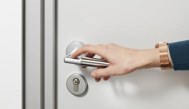 Code Handle® from ASSA ABLOY Door Hardware provides access control solution