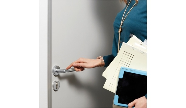 ASSA ABLOY's Code Handle Provides Access Control Solution In The Form Of PIN Security For Existing Door Handle