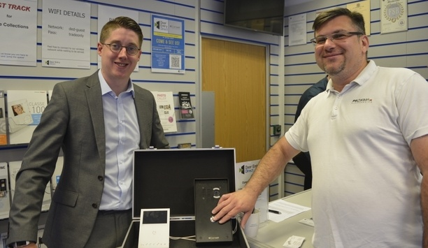 Door Entry Direct, Comelit's Gold Partner checks record attendance and sales at installer open day