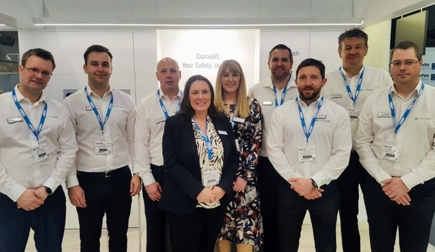 Comelit showcased home automation, door, fire and CCTV solutions at The Security Event 2019