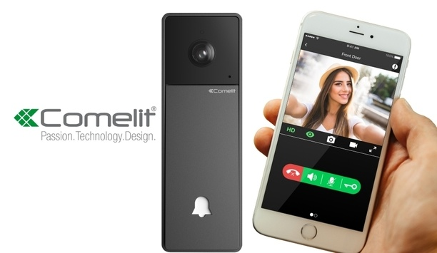 Comelit Introduces Visto Video Doorbell For Smart Home Security