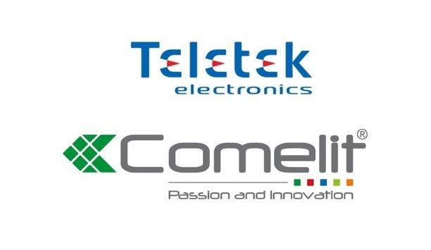 Comelit Group and Teletek Electronics partner to offer innovative solutions