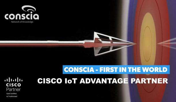 Conscia Sweden Qualifies For The Cisco IoT Advantage Partner Program To Build Secure Solutions
