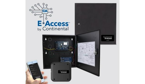 Continental Access Announces E-Access Platform To Provide Hybrid Access Control