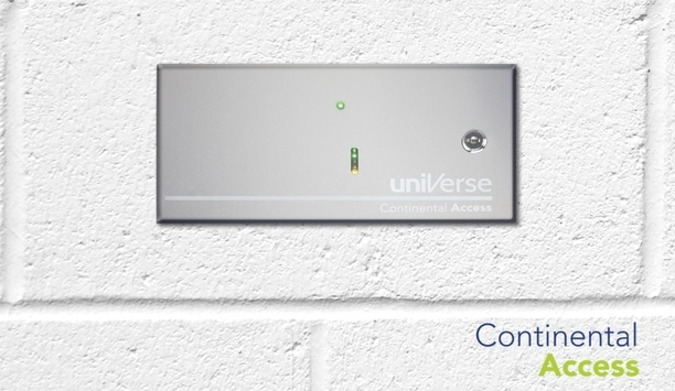 Continental Access Unveils uniVerse POE Single-Door Controller With EZ-Learn Networking