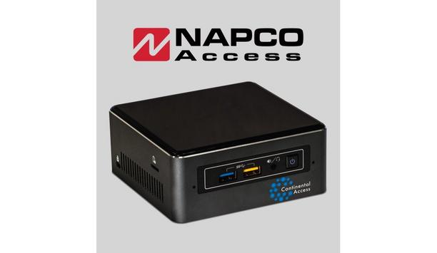 Continental Access releases the next-gen Model #CA-ASA network server appliance, an advanced access control system in a box
