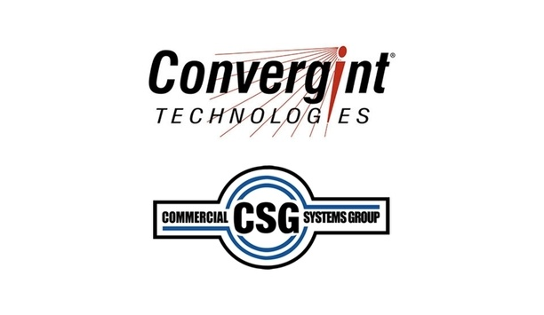 Convergint Technologies Expands Fire And Life Safety Business With The Acquisition Of CSG