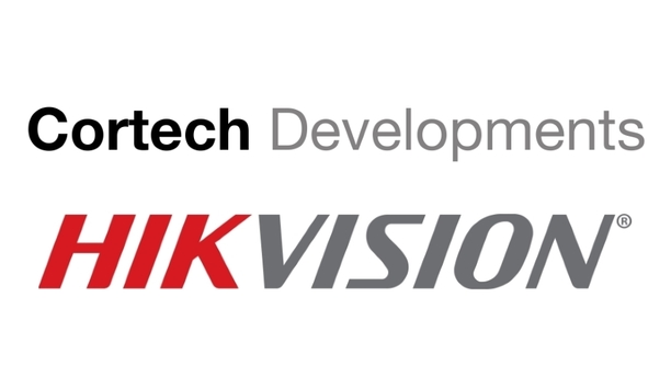 Cortech Developments' Datalog MV integrates with Hikvision video cameras