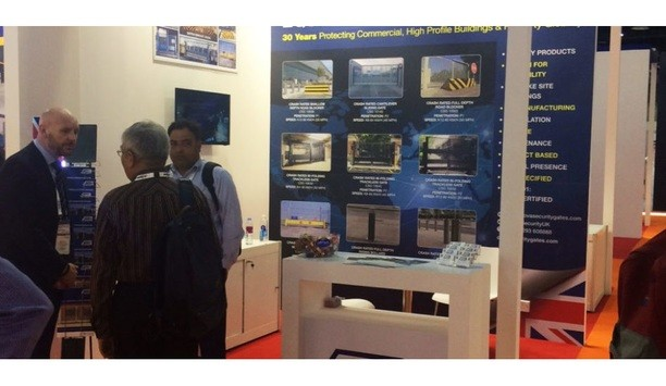 Cova's Production Manager Kevin Conway Makes His Debut Visit To Intersec 2020