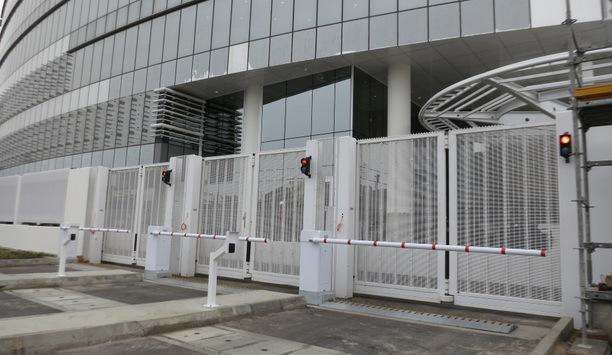 Cova Security Gates installs perimeter technology for Nigerian construction company Julius Berger
