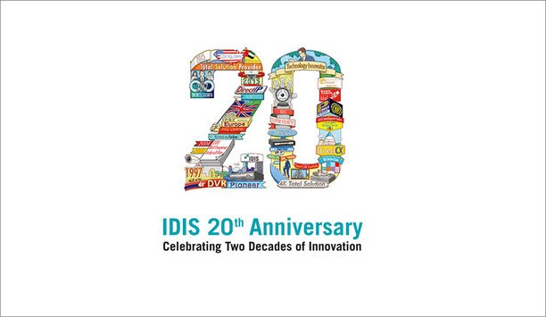 IDIS completed two decades of innovation and announces year-long programme of global recognition events