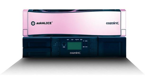 Cozaint Corporation unveils industry's first askALICE enterprise-grade VMS with long-term video retention