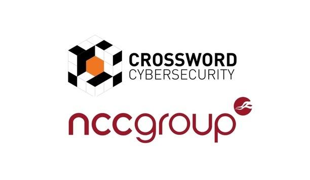 Crossword Cybersecurity announces NCC Group as partner on Rizikon Assurance risk management portal