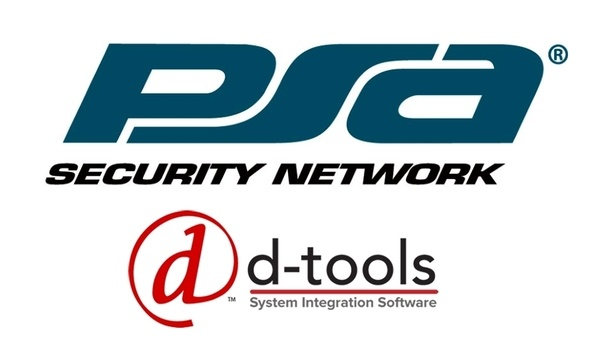 D-Tools Unveiled As Official Product Catalog Content Provider For PSA Security Network And USAV
