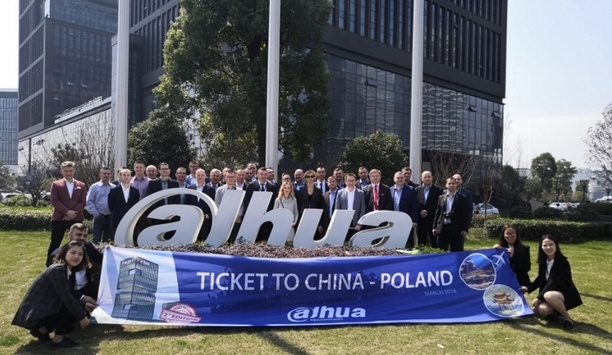 Dahua promotes security and surveillance systems at Ticket to China programme