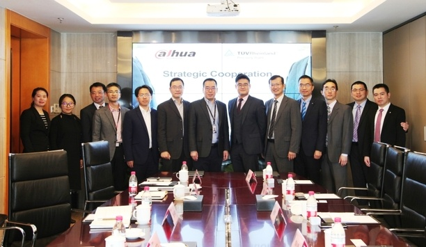 Dahua Technology collaborates with TÜV Rheinland to enhance personal data protection