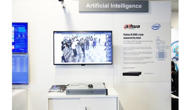 Dahua And Intel Introduces AI NVR Based On FPGA Technology In A Session At IFSEC 2018