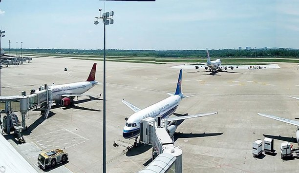 Dahua provides a complete security solution for global airports
