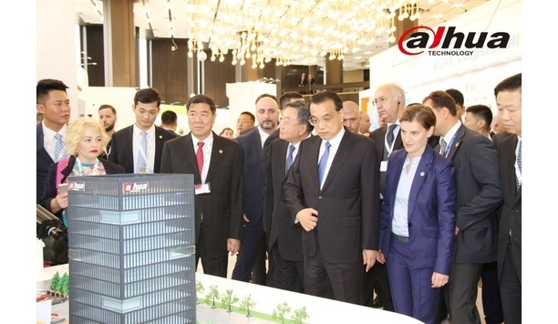 Dahua demonstrates AI, intelligent transportation and thermal technologies at China-CEE Local Cooperation Exhibition