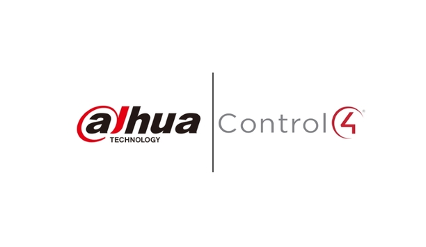Dahua Announces Integration Of IP Cameras And NVRs With Control4 Composer HE 2.9.0 Automation System At ISC West 2019