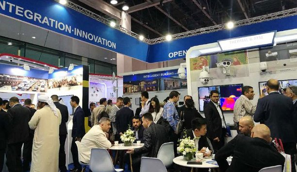 Dahua showcased security products and solutions at Intersec Dubai 2017