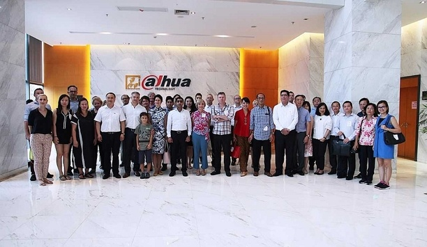Dahua Technology Hangzhou HQ visited by Consulate General delegation