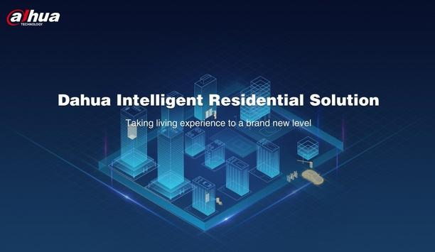 Dahua provides Intelligent Residential Solution to improves the overall efficiency of property management