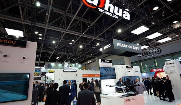 "Dahua Technology introduces ""Heart of City"" strategy to the world at Intersec Dubai 2019"