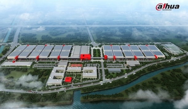 Dahua Smart IoT Industrial Park uses integrated security technology for enhanced productivity