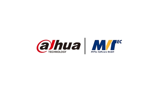 Dahua machine vision products are compatible with MVTec's Halcon and Merlic software