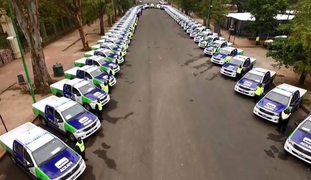 Dahua provides its Mobile Solution to enhance patrolling services for the Buenos Aires police