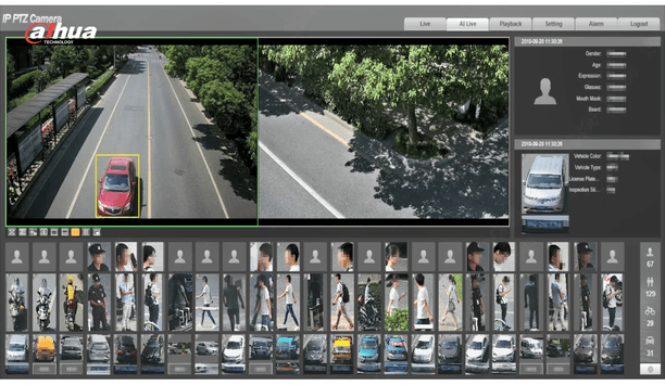 Dahua Technology launches dual-PTZ cameras that enable flexible and multi-scene panoramic monitoring