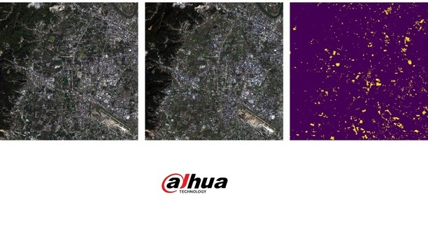 Dahua AI Technology ranks first in the Onera Satellite Change Detection (OSCD) Evaluation