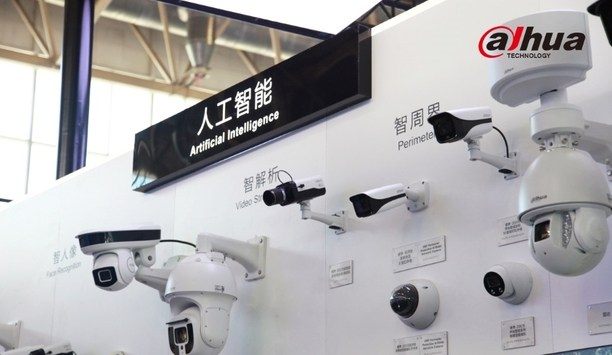 Dahua presents Heart of City theme, displaying various vertical industry solutions at Security China 2018