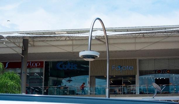 Dahua Smart Retail Solution at Palmetto Plaza