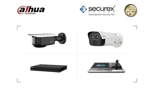 Dahua Technology's video surveillance solutions win MTP Gold Medal 2018 awards