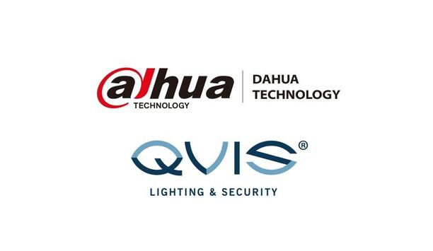 Dahua Technology announces QVIS Lighting and Security as a new distributor in the UK and Ireland market