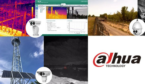 Dahua thermal imaging enables ability to effectively monitor areas in all lighting conditions