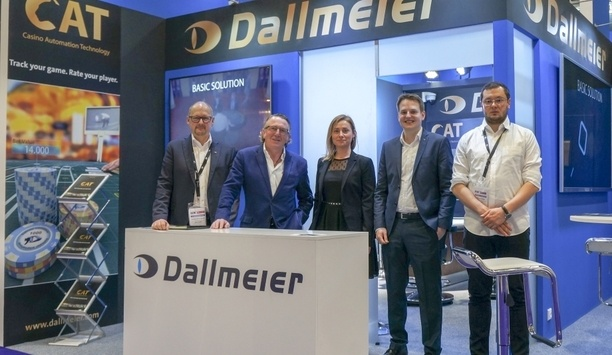 Dallmeier showcases Casino Automation Technology game tracking solution at ICE Totally Gaming 2018