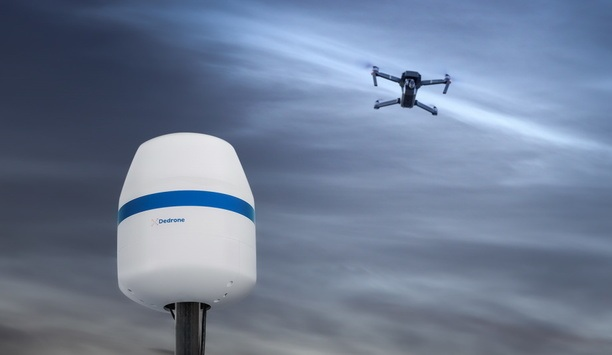 Dedrone Launches Radio Frequency Sensor RF-160 With Increased Detection Range