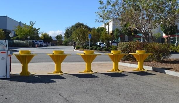 Delta Scientific's TB150 Portable Bollard System Helps Law Enforcement To Block Vehicle Access To Venues