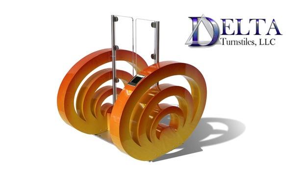 Delta Turnstiles introduces new Sunrise access control turnstile